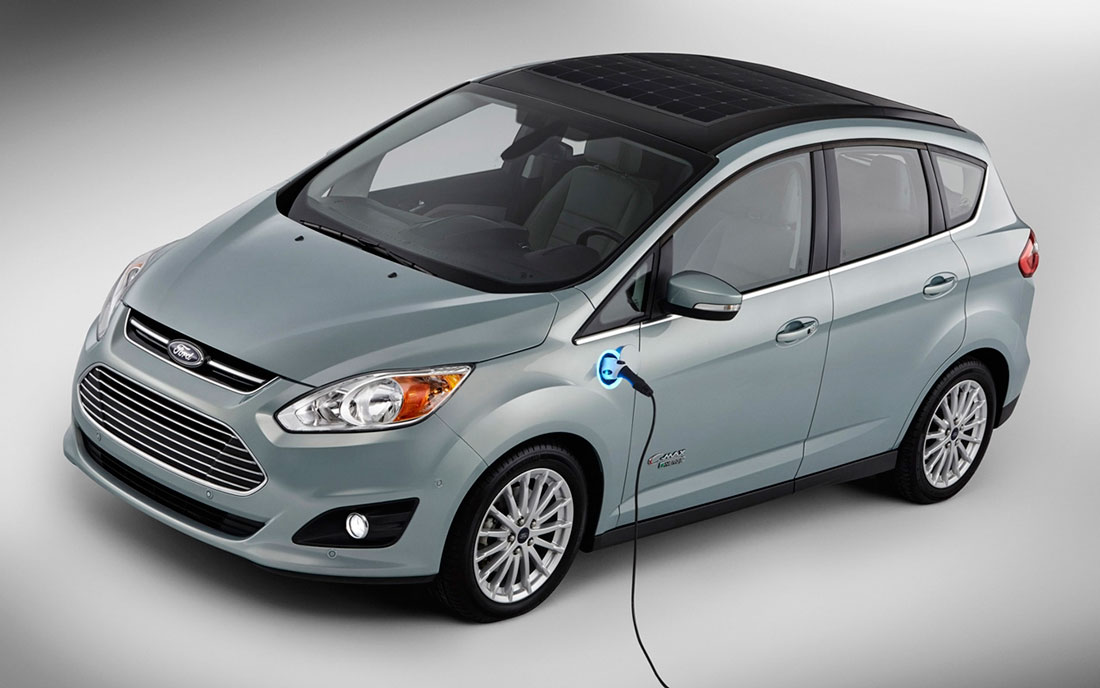Perfect 2014 Ford CMAX Solar Energi Concept Review Amp Specs