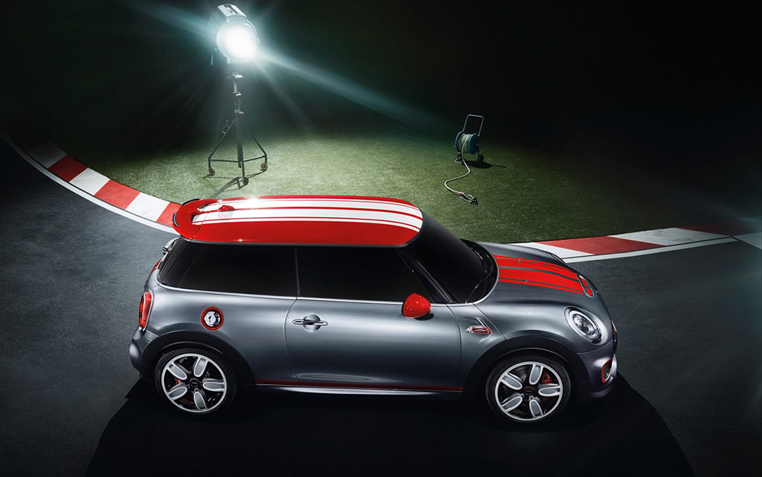2014 Mini John Cooper Works Concept Review & Pictures