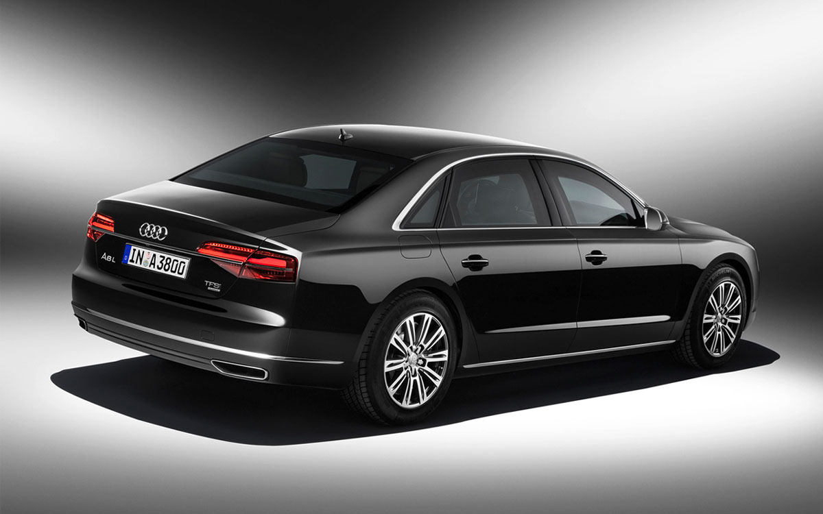 2015 Audi A8 L Security Review & Pictures