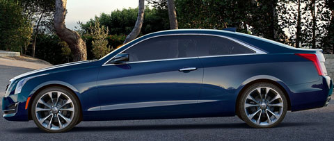 2015-Cadillac-ATS-Coupe-Parked-B