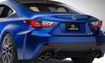 2015-Lexus-RC-F-from-behind-1