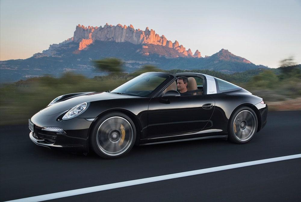 2015 Porsche 911 Targa Price & 0-60 MPH Time