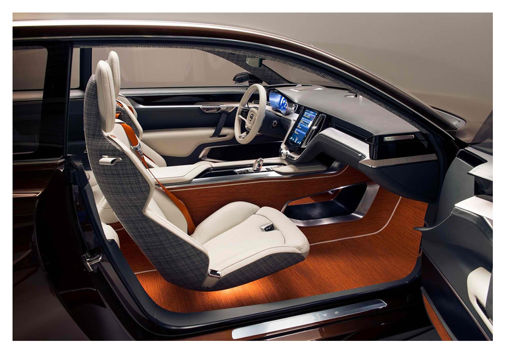 2014 Volvo Estate Concept Review Pictures