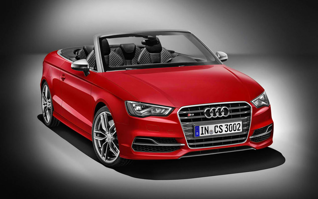 The wheels on the S3 Cabriolet are similar to the A3 Cabriolet ...