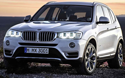 2015-BMW-X3-lights-on-A