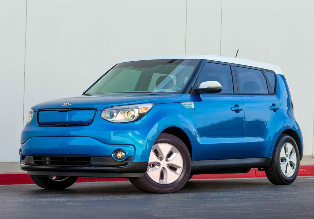 New 2015 Kia Soul EV Review Amp Pictures