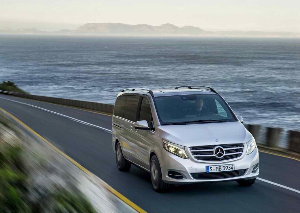 2015 Mercedes-Benz V-Class Review & MPG