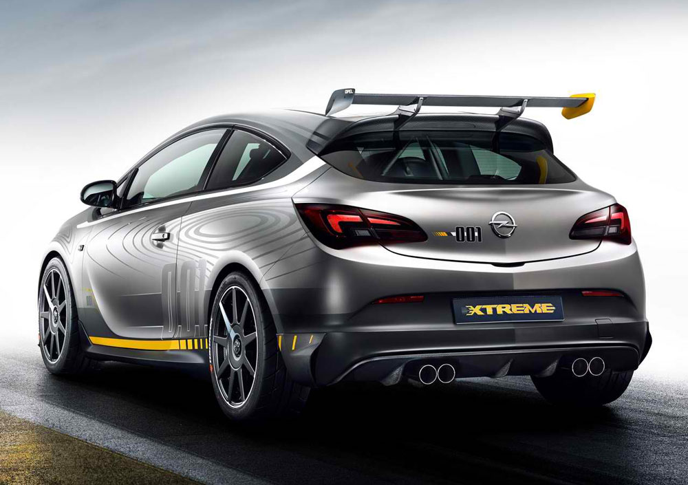 2015 Opel Astra OPC Extreme Review & Pictures