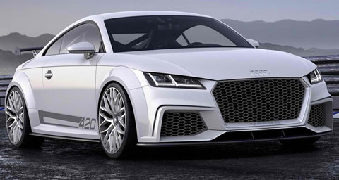 2014-Audi-TT-quattro-Sport-Concept-profile-A