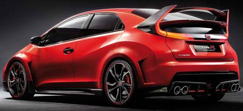 2014-Honda-Civic-Type-R-Concept-impressive-C