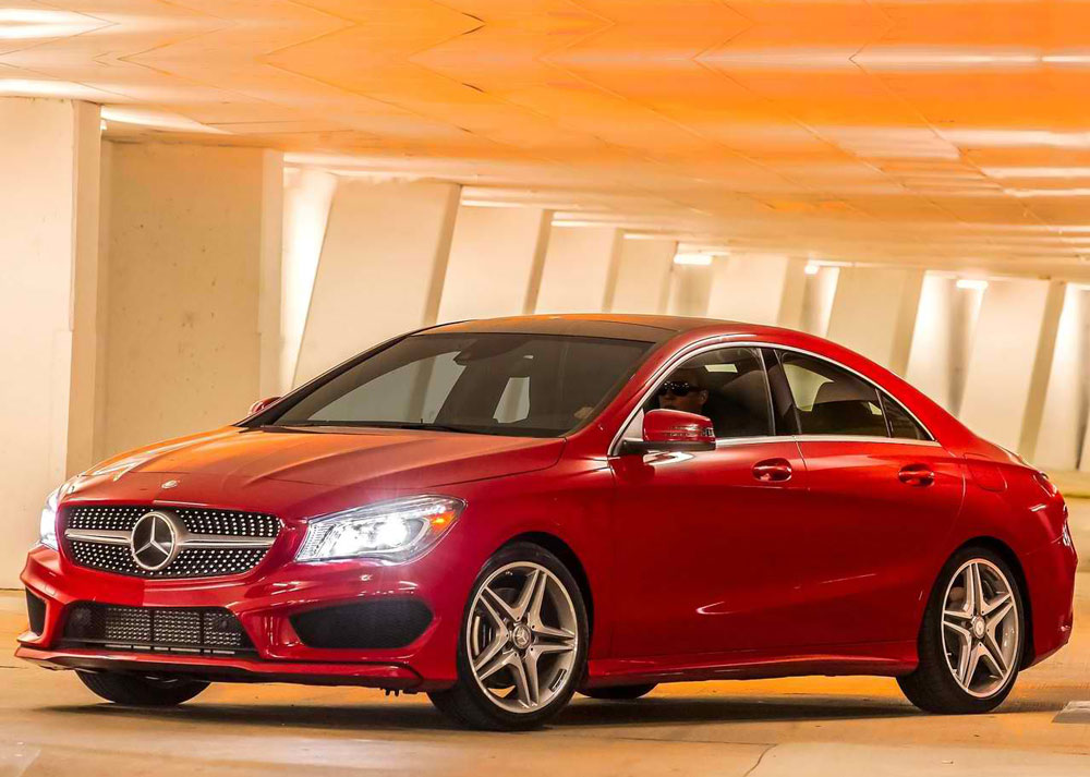 2014 mercedes benz cla250 price mpg