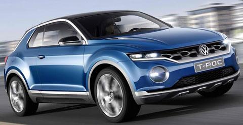 2014-Volkswagen-T-Roc-Concept-city-driving-A