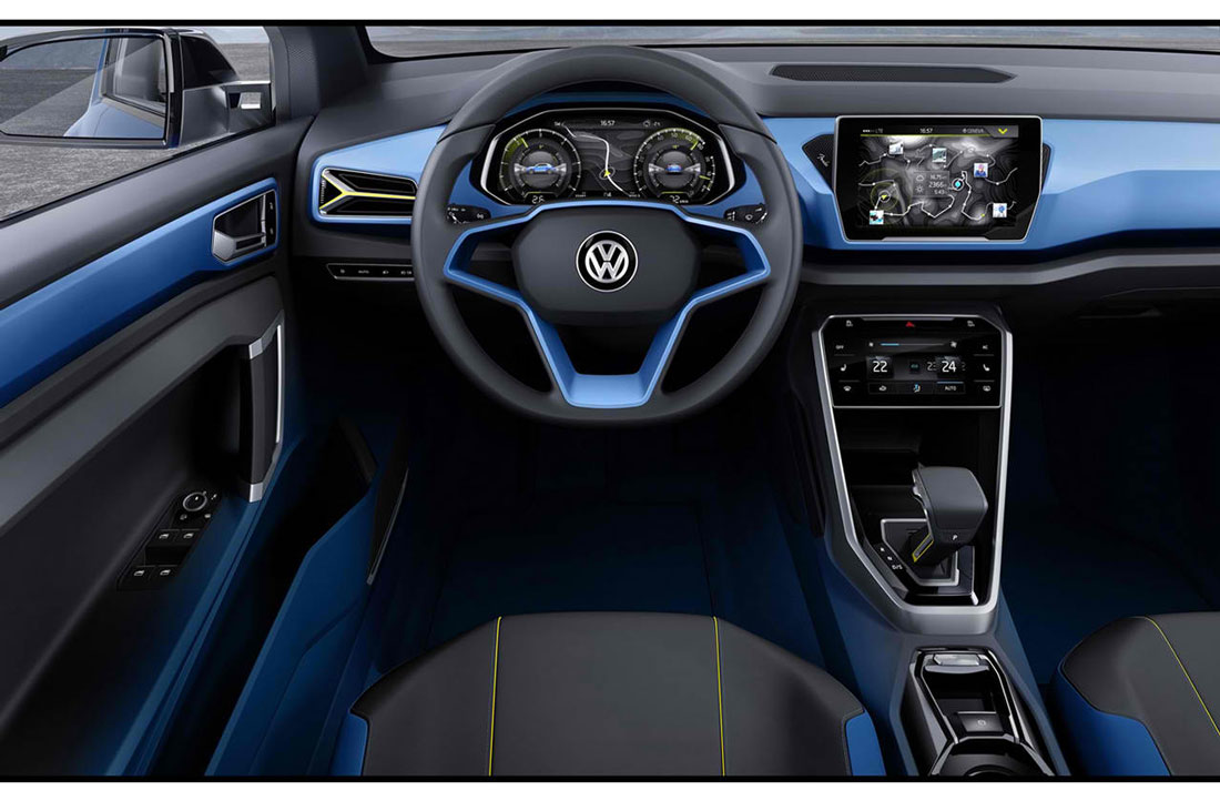 2014 Volkswagen T Roc Concept Review Amp Pictures