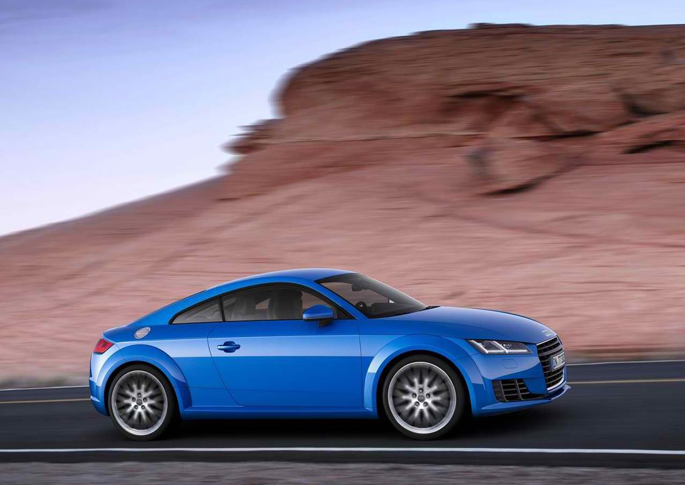 2015 audi tt coupe review pictures. Black Bedroom Furniture Sets. Home Design Ideas