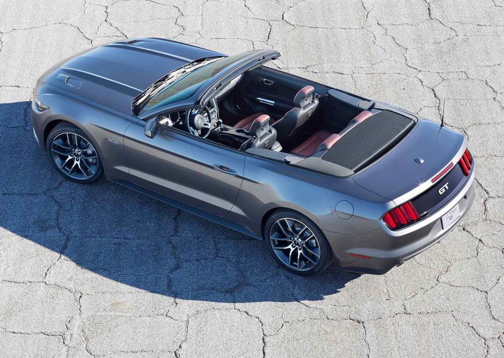 2015 Ford Mustang Convertible Pictures Amp 0 60 Mph Time