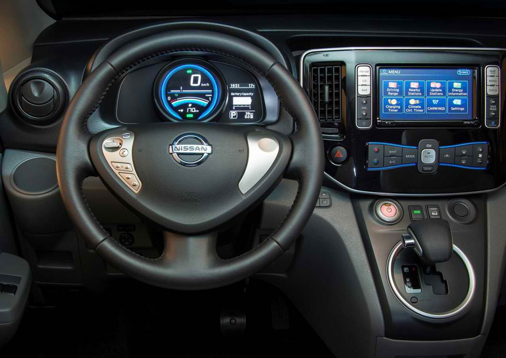 2015 Nissan E Nv200 Review Amp Pictures