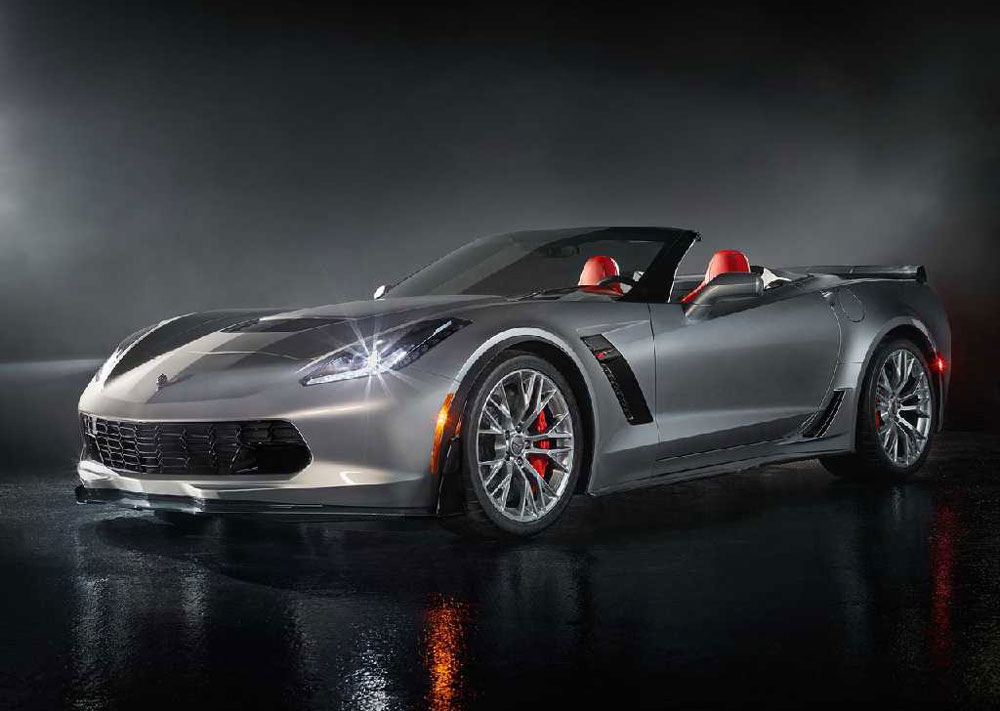 2015 Chevrolet Corvette Z06 Convertible Review & Pictures