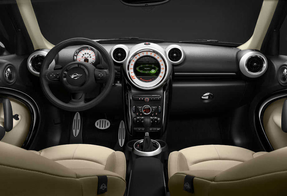 Best mpg 2015 autos post - Countryman interior ...