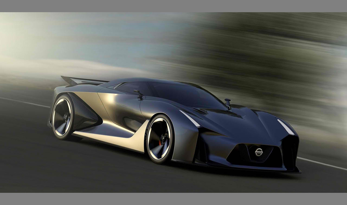 2014 Nissan Concept 2020 Vision Gran Turismo Review Amp Pictures