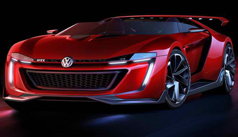 2014 volkswagen gti roadster concept review, pictures & 0-60 mph time