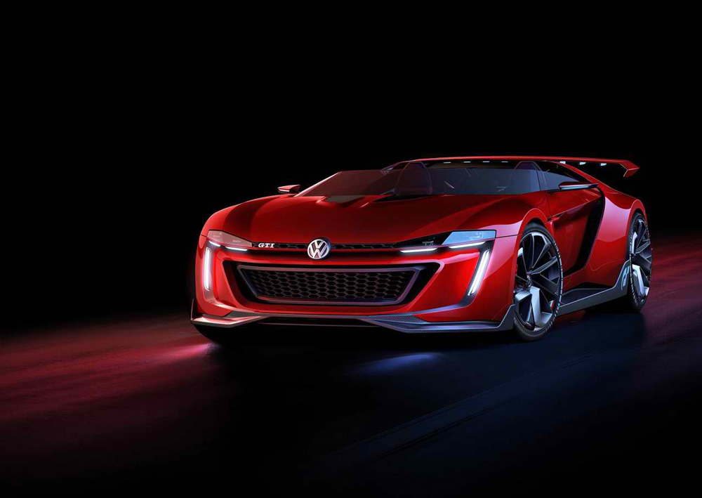 2014 Volkswagen Gti Roadster Concept Review Pictures 0 60 Mph Time