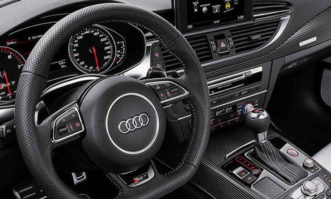 2015 Audi Rs7 Sportback Cockpit B The Supercars Car Reviews