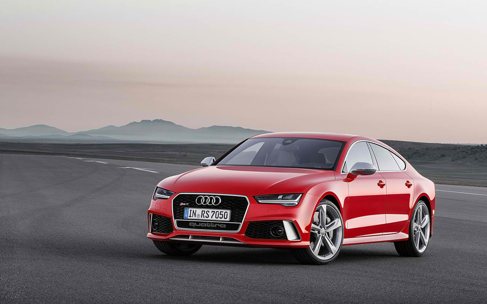 Audi Rs7 0 60 >> 2015 Audi RS7 Sportback Review, MPG & Price