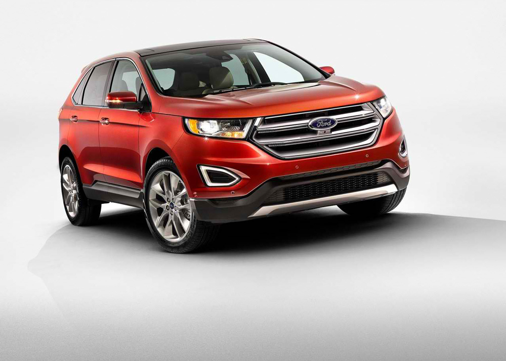 2015 ford edge review pictures mpg. Black Bedroom Furniture Sets. Home Design Ideas