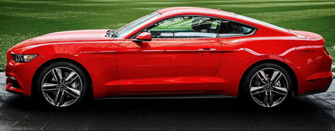 2015 Ford Mustang Gt Review Pictures Amp Mpg