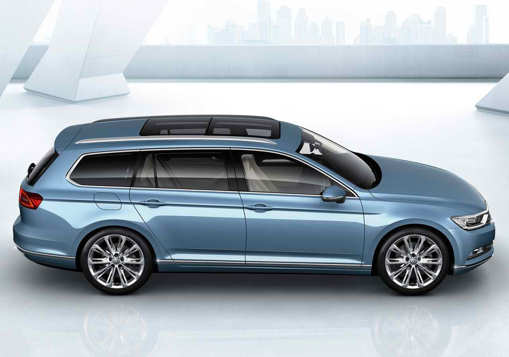 2015 volkswagen passat variant review price. Black Bedroom Furniture Sets. Home Design Ideas