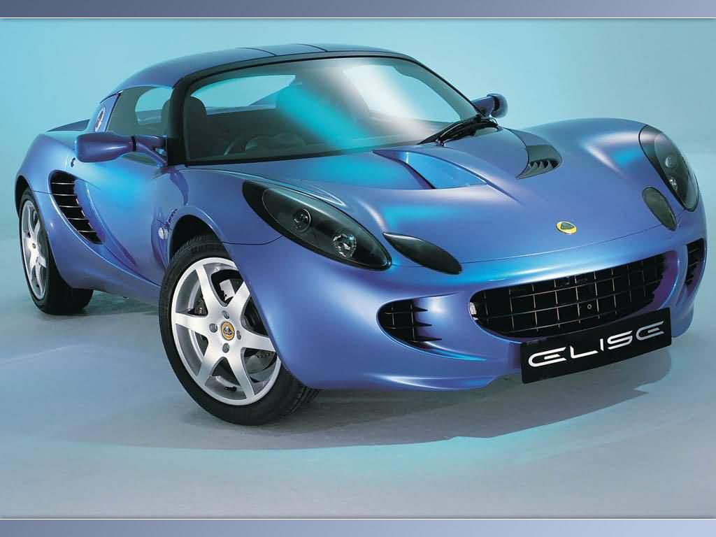 Lotus Elise Roadster