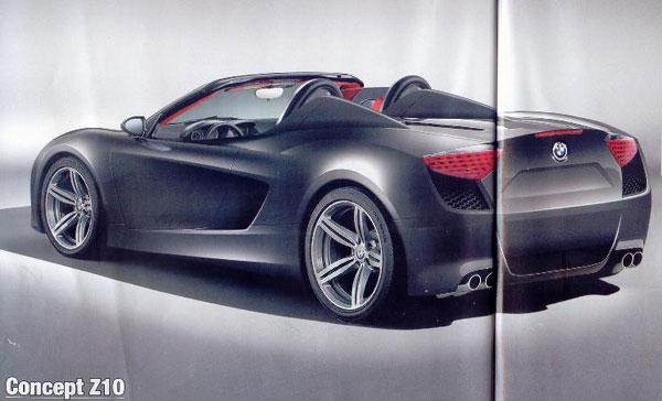 BMW Z10 Class Super car