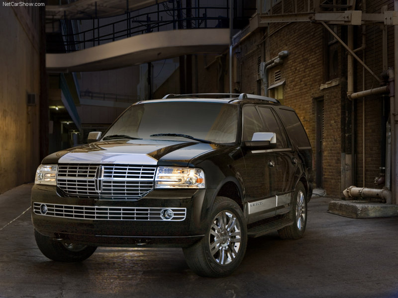 Lincoln Navigator Full-size Luxury