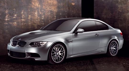 BMW M3 CONCEPT CAR 2007