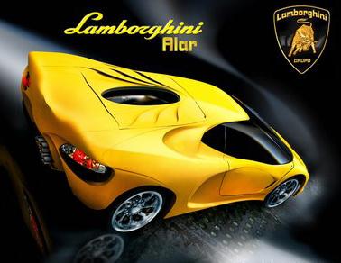 Lamborghini Alar 777 Exotic Car
