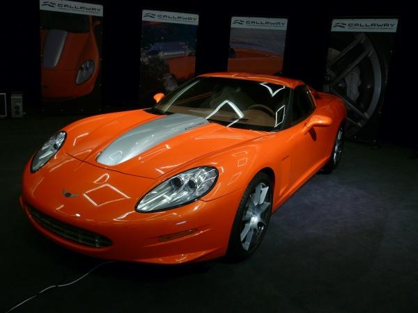 2007 Callaway C16 Corvette