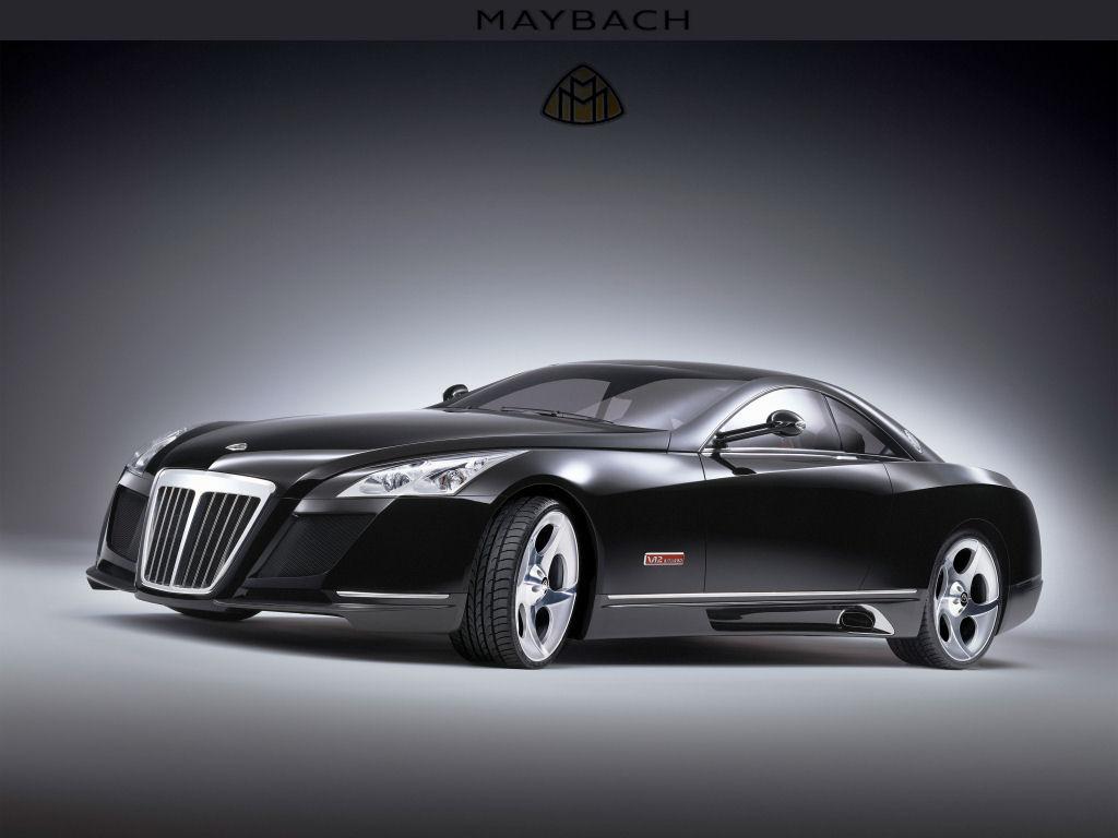 Maybach Exelero very pricey supercar