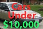 Used Cars Under 10000 Dollars