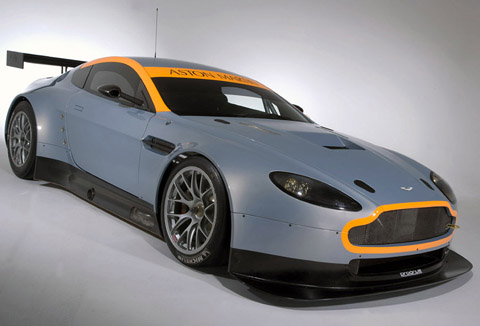 Aston Martin Vantage GT2 Pictures & Review