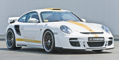 Hamann Porsche 911 Turbo Stallion