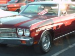 Muscle Cars by Chevrolet during the 1960s and early 1970s