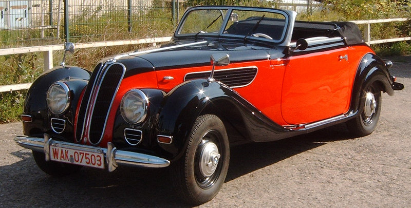 BMW 327 Specs, Picture, Info, Top Speed & Engine Review