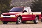 Used Chevrolet S-10