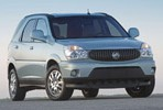 Used Buick Rendezvous