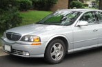 Used Lincoln LS