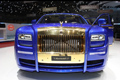 2010 Mansory Rolls-Royce Ghost