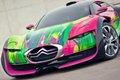 2010 Citroen Survolt Art Car