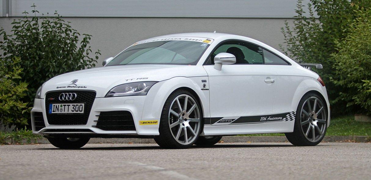 2011 Audi TT MTM RS Specs, Pictures & Engine Review