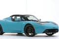 2011 Brabus Tesla Roadster Sport Green Package