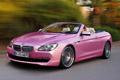 Pink BMW Cars